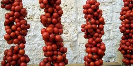 pomodori al filo